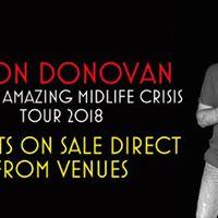 Jason Donovan &amp His Amazing Midlife Crisis Tour