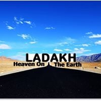 Ladakh - Heaven On The Earth