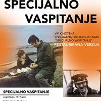 VIP kinoteka Specijalno vaspitanje