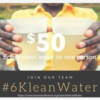 World Visions Global 6K for Water - Lumberton NC