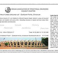 Structures Around Us - Sardar Patel Stadium