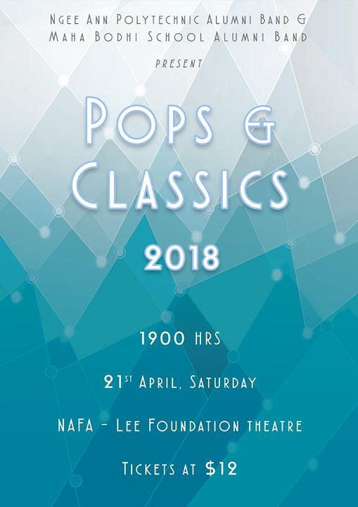 Pops and Classics 2018