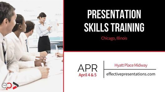 Presentation Skills Training in Chicago SOLD OUT