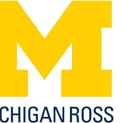 Michigan Ross Part Time MBA Information Session 12-4-19