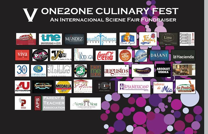 V one2one culinary fest at academia del perpetuo socorro for Rio grande arts and crafts festival 2016