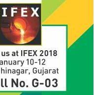 G-03 at IFEX 2018 Gandhinagar