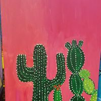 Artistic escapes Cactus