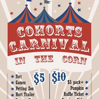 Cohorts Carnival in the Corn