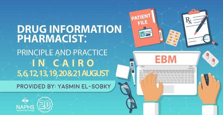 event details - Drug Information Pharmacist