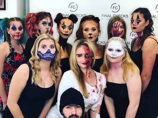 OPEN DAY 2 YEAR BTEC IN Makeup Hair and SPX