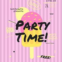 Party Time - Wellness &amp Beauty