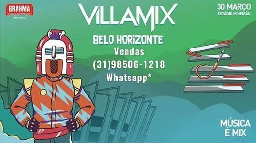 Villa Mix BH 2019