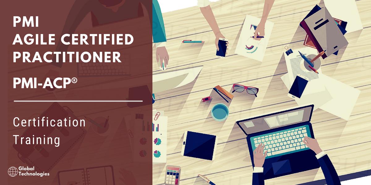 PMI-ACP Certification Training in Charleston SC
