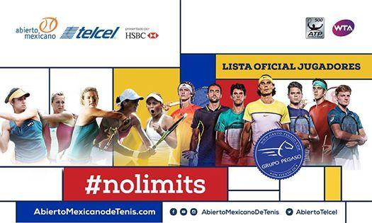 Abierto Mexicano de Tenis 2019 [Acapulco Gro]