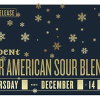 Winter American Sour Blend release