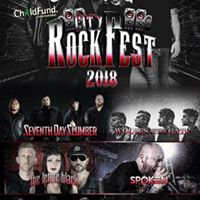 The City Rockfest Tour 2018 featuring Disciple and More