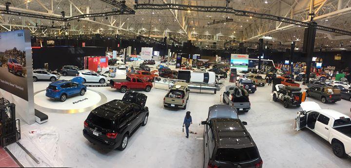 Cleveland Auto Show At IX Center Cleveland - Ix center car show 2018