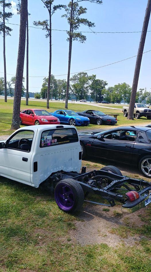 Imports Vs Mini Trucks At Akins Furniture Dogtown Fort Payne