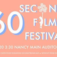 60 Second Film Festival