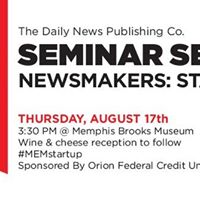 Newsmakers Startups Seminar