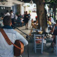 Music at Ouzeri