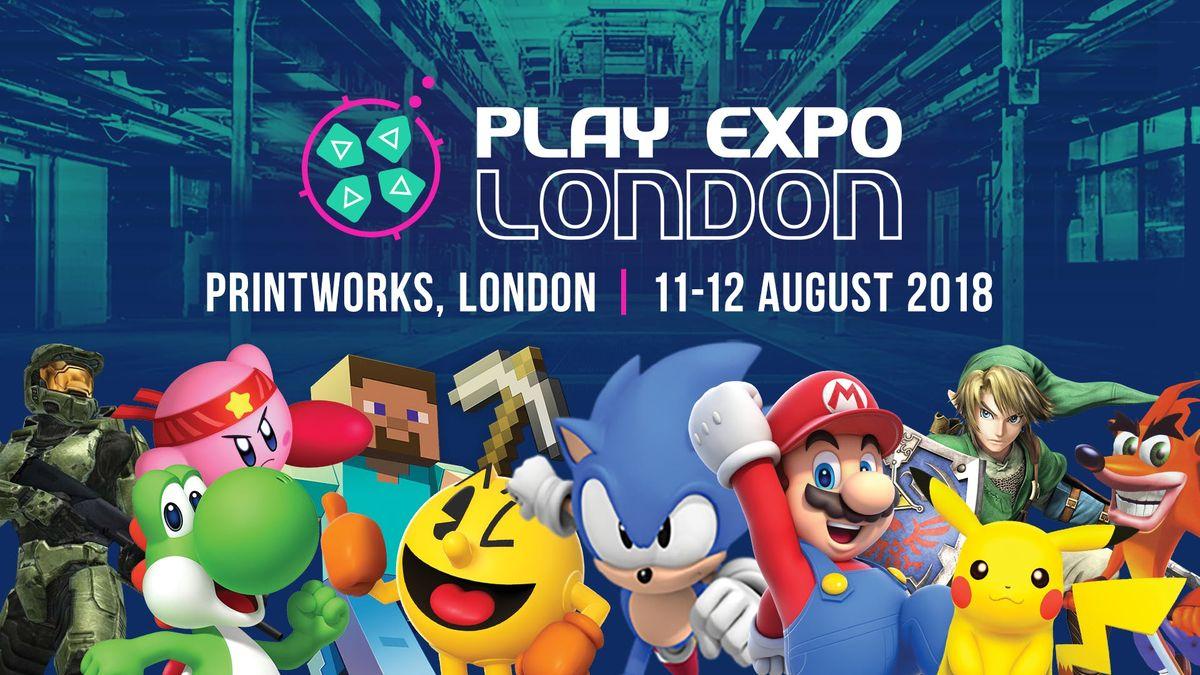 PLAY Expo London 2018