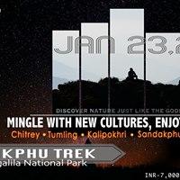Sandakphu winter Trek batch-02