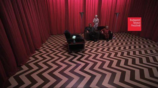 David Lynch tvesztjben Twin Peaks - Tz jjj velem