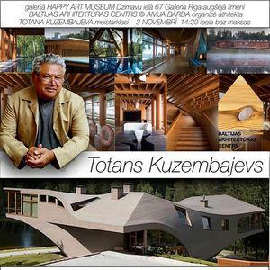Totana Kuzembajeva klase arhitekta &amp investora mijiedarbba