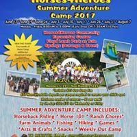 Week 9 Summer Camp