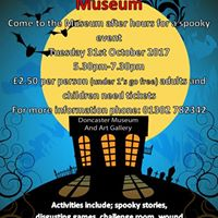 Halloween Night at the Museum
