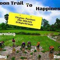 Monsoon Trail to Happiness