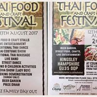 Thai Food &amp Craft Festival At Country Market