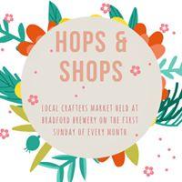 Hops &amp Shops Bradford Crafters Market