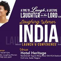 Laughing Women Launch and Conference India