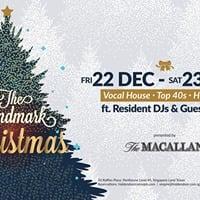 The Landmark Christmas presented by Macallan