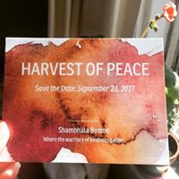Harvest of Peace 2017  Shambhala Autumn Nyida Day
