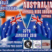 ASMC - HBF - Australia Day Ride Around the Bay
