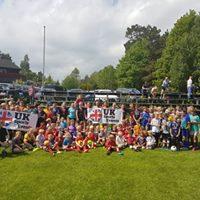 UK Sports and yestad Fotball Camp 2018