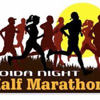 Noida Night Half Marathon