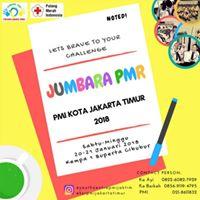 Jumbara PMR PMI Jakarta Timur
