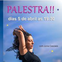 ThetaHealing Palestra com Junia Cascaes