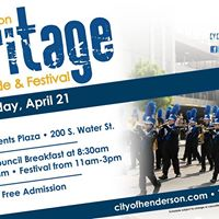 Heritage Parade &amp Festival
