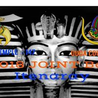 Ouda Temple 147 &amp Ouda Court  151 Joint Ball Weekend
