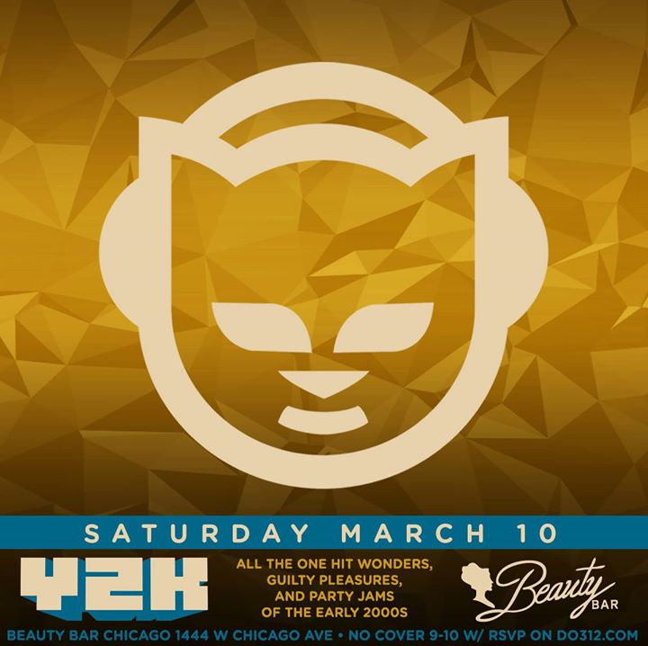 Y2K Dance Party - Jams of The Early 2000s at Beauty Bar