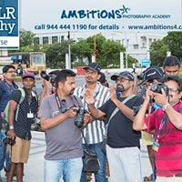 Basic DSLR Photography Weekend Course 70th Batch