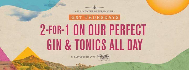 G&T Thursday