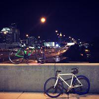 Late Night Cycling