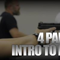 Intro to Handgun 4 Part Series