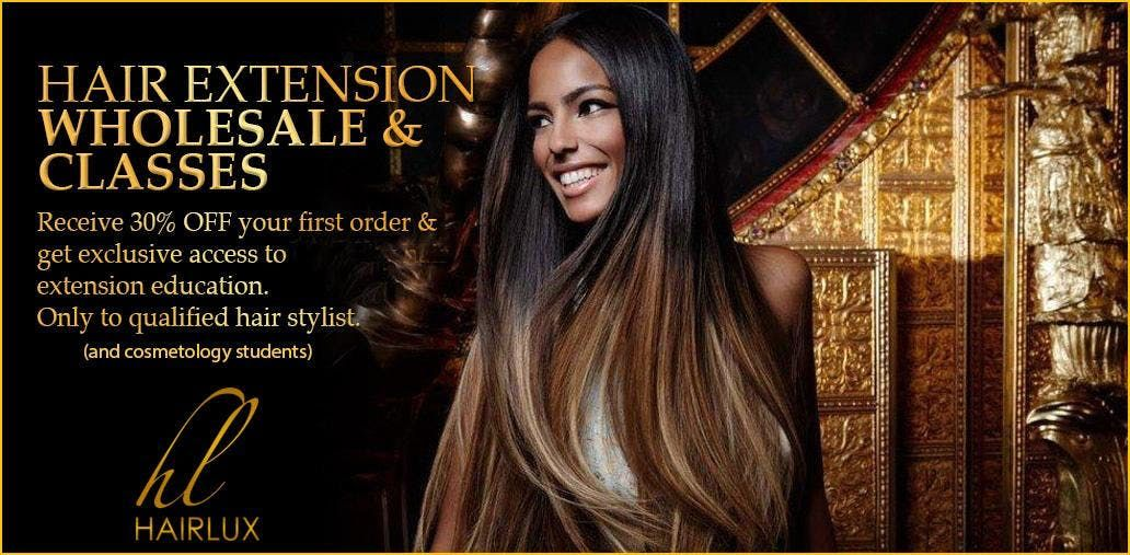 Hair Extension Workshop Deal Learn 4 Extension Techniques At Hair